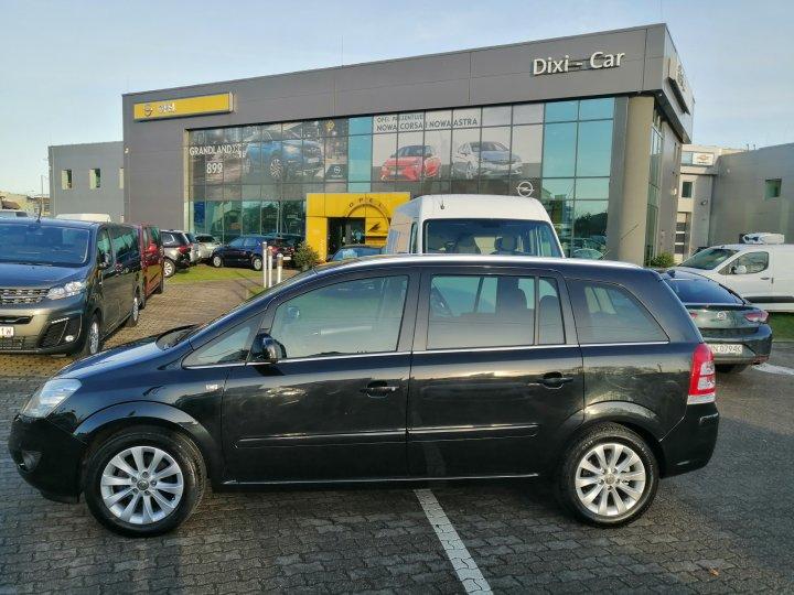 Opel Zafira B 1.8 140KM Niski Przebieg Serwis ASO Gwarancja