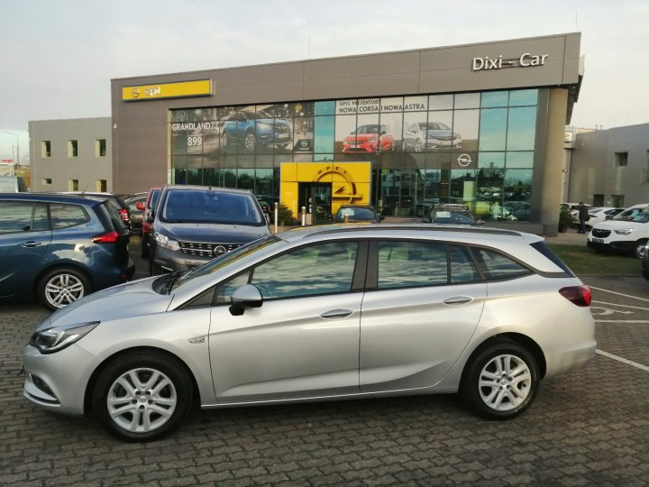 Opel Astra V Sports Tourer 1,6 CDTI 136KM, Salon PL, Vat23%