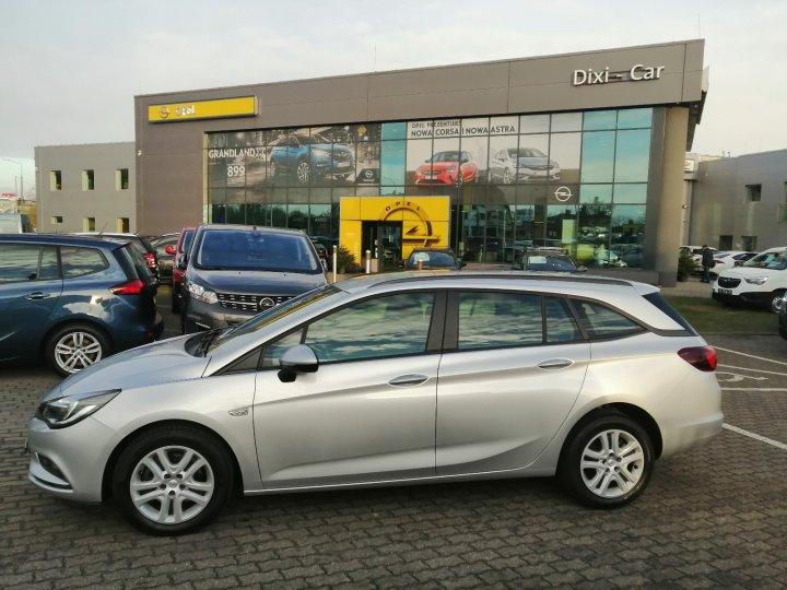 Opel Astra V Sports Tourer 1,6 CDTI 136KM, Salon PL, Vat23%