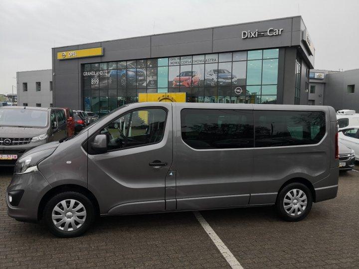 Opel Vivaro B L2H1 1,6 CDTI 120KM, NAVI, Nawiewy, podłokietniki, Vat23%