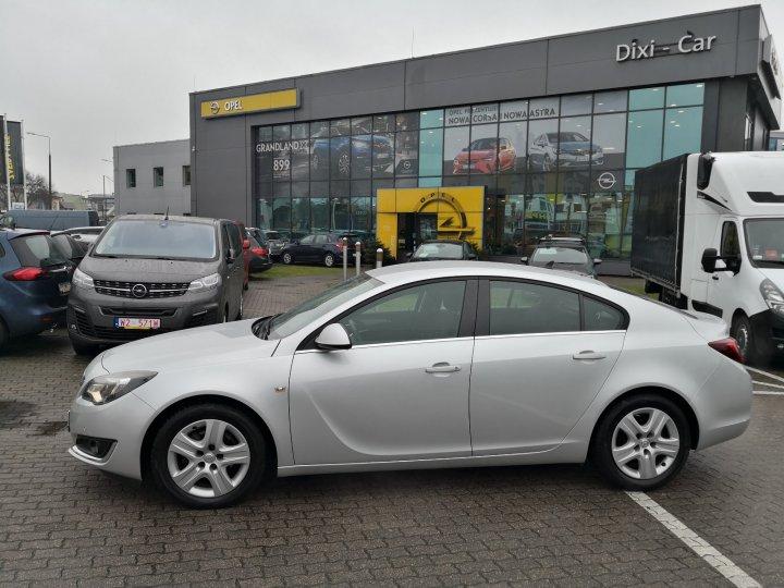 Opel Insignia 2,0 CDTI 170KM, Salon PL, 5dr
