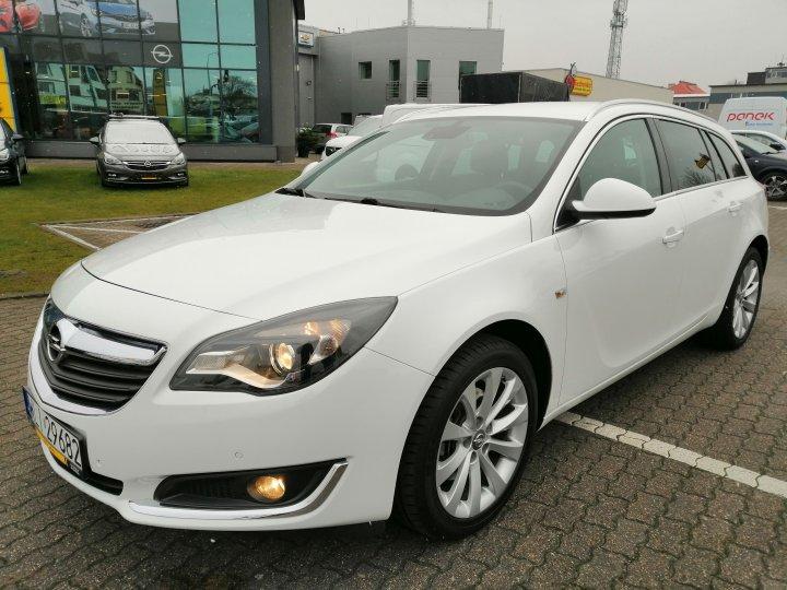 Opel Insignia 2,0 CDTI 163KM, Sports Tourer, Cosmo, VAT23%