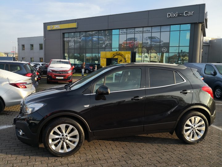 Opel Mokka Cosmo 1,4 Turbo 140KM, Automat, Salon PL, Vat23%