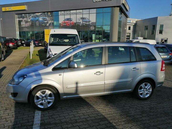 Opel Zafira B 1.8 140KM Gwarancja po Sewisie w  ASO Nowy Rozrząd