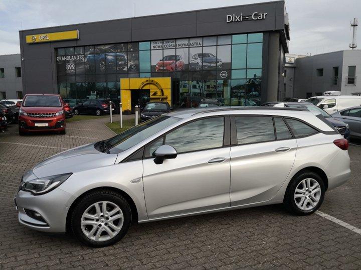 Opel Astra V 1,4 Turbo 125KM, Sports Tourer, Navi, Kamera, Zimowy, Vat23%