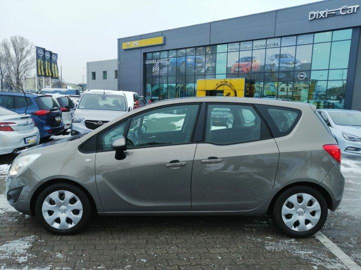 Opel Meriva 1.4 T Niski Przebieg  Gwarancja