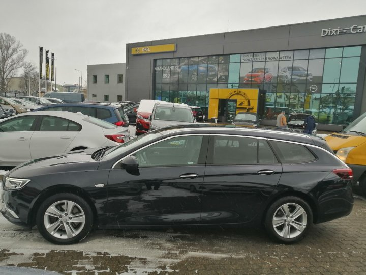 Opel Insignia B 2.0 cdti 170KM Innovation Ilux Navi Serwsi ASO Gwarancja
