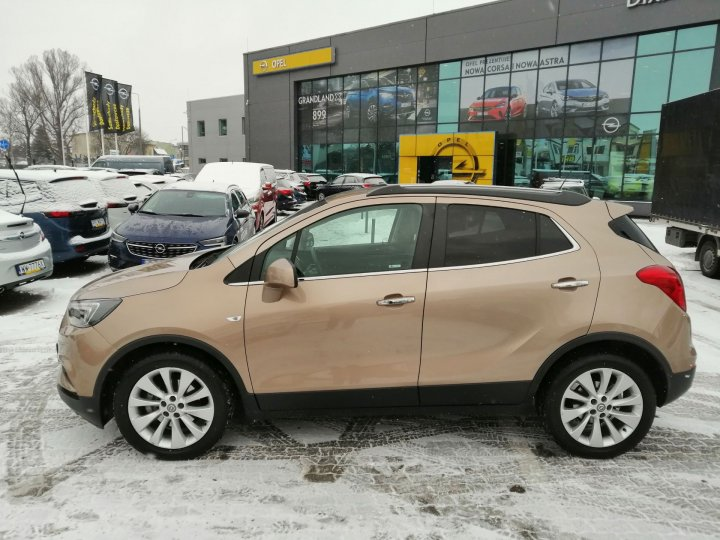 Opel Mokka X Elite 1,4 Turbo 140KM, Automat, Salon PL, Vat23%