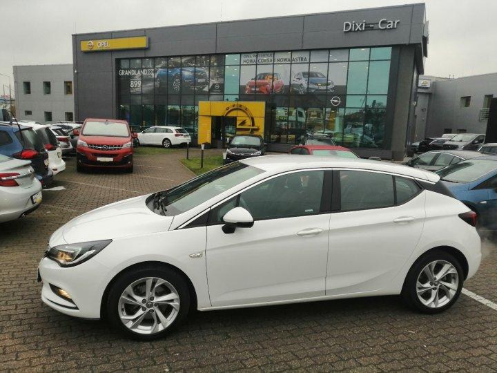 Opel Astra V 1.6T 200KM Dynamic Salon Polska Serwis Gwarancja Vat23%