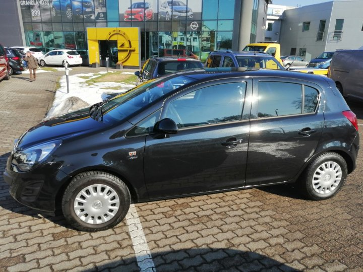 Opel Corsa D 1,4 benzyna 87KM, Active
