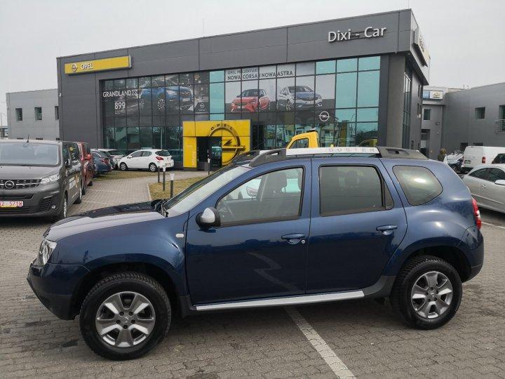Dacia Duster 1,2 TCe 125KM, Laureate, Navi, Bluetooth, tempomat