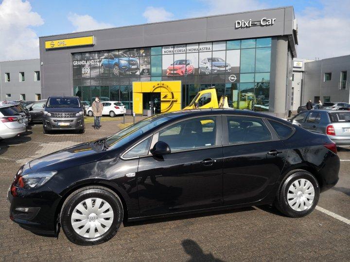 Opel Astra IV 1,4 Turbo 140KM LPG, Vat23%