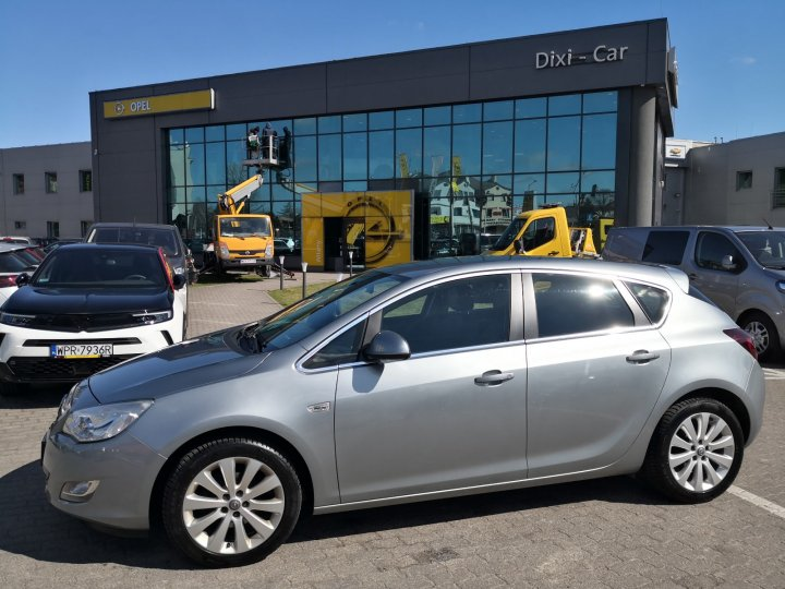 Opel Astra IV 1,6 16V 115KM, COSMO, Salon PL