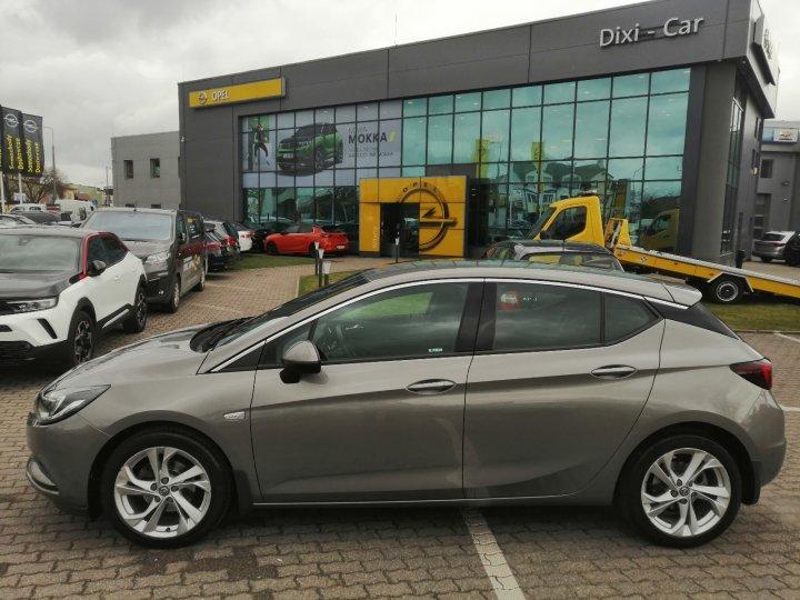 Opel Astra V 1,4 125KM, Dynamic, Salon PL, Navi