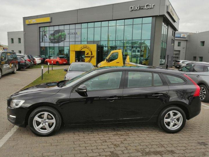 Volvo V60 D5 150KM Automat Xenon Navi Serwis ASO 100% Oryginalny Lakier VAT23%