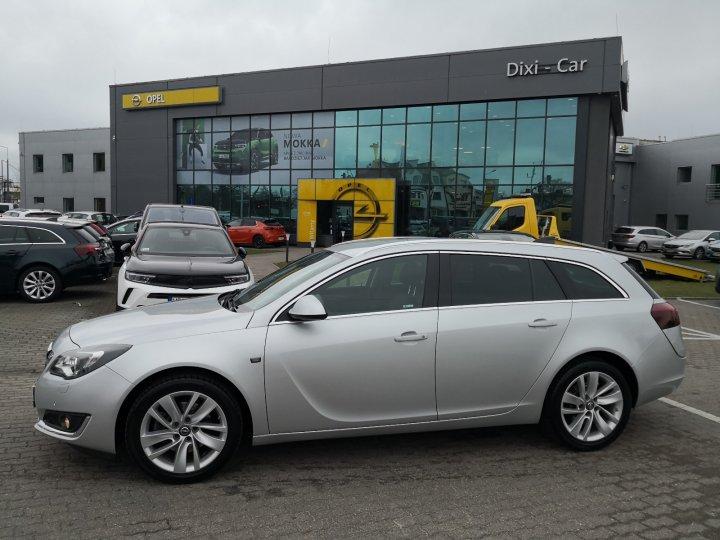 Opel Insignia 2,0 CDTI 170KM, Sports Tourer, Navi, BiXenon, martwe pole