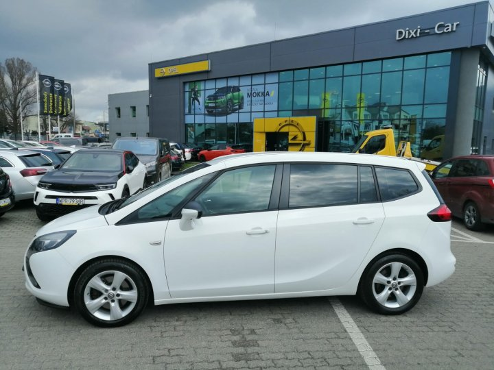 Opel Zafira C 2,0 CDTI 170KM, 7 miejsc Serwis ASO Gwarancja