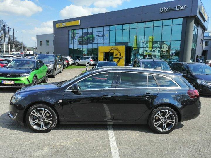 Opel Insignia 2,0 CDTI 170KM, Cosmo, Kombi, Automat, REJESTRACJA 2017  vat23%