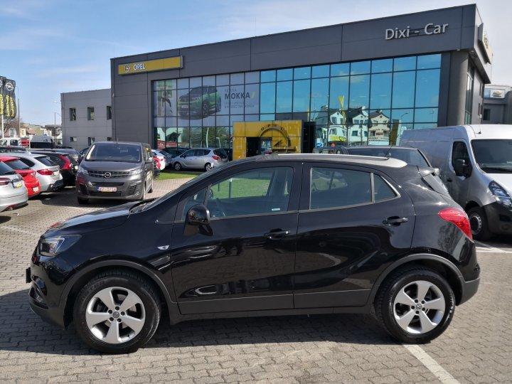 Opel Mokka X 1,6 benzyna 115KM, Salon Polska