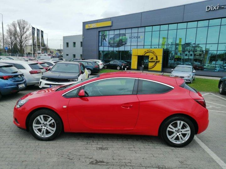 Opel Astra GTC 1.6 T Innovation Skóra Xenon Serwis ASO