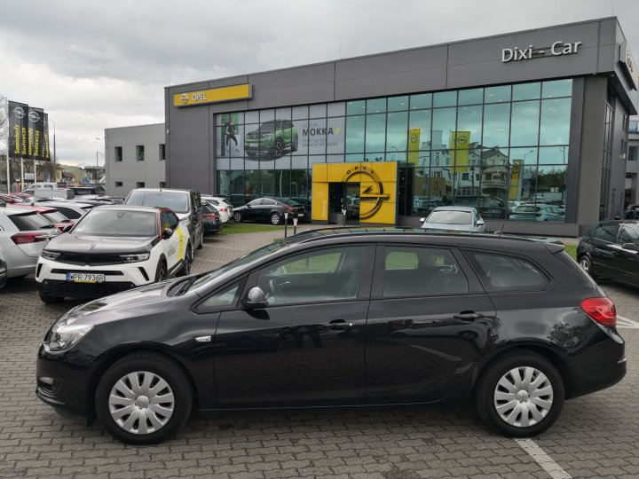 Opel Astra IV Sports Tourer 1,4 Turbo 140KM, Automat, LPG
