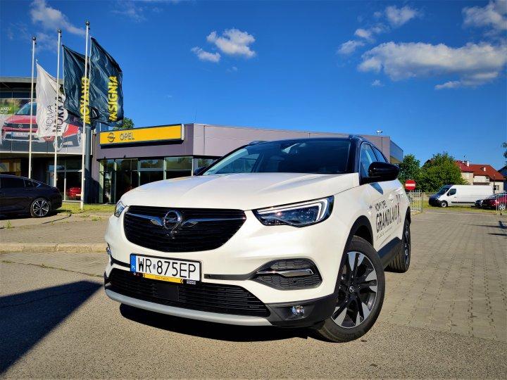 Opel Grandland X 1.6T 180KM AT8 ULTIMATE