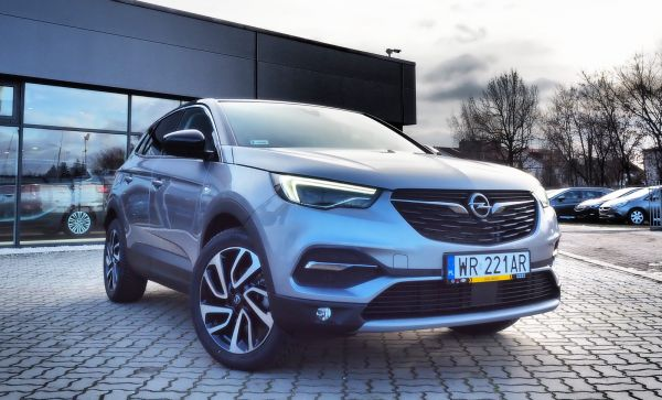 Grandland X 1.6 Turbo 180KM Automat 8-bieg. Ultimate