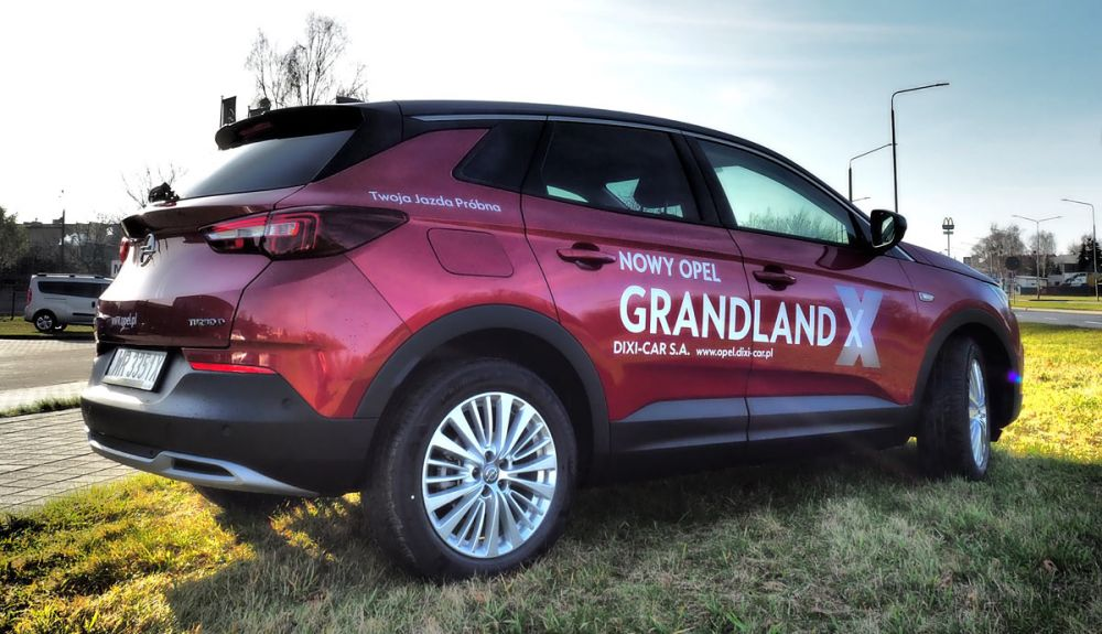 grandland x elite 1 6 cdti 120km automat samochody u ywane dixi car. Black Bedroom Furniture Sets. Home Design Ideas