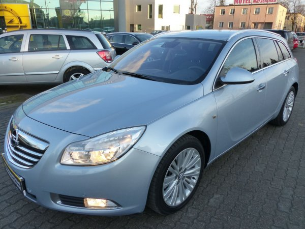 Opel Insignia Sports Tourer 1,6 TURBO 180KM Vat23%