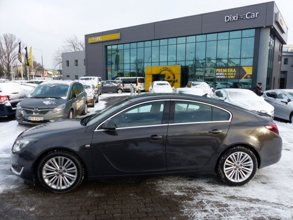 Opel Insigania 2.0 CDTI 163 KM COSMO 5dr VAT23