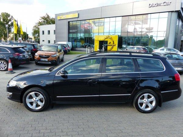 VW PASSAT 2.0 TDI COMFORTLINE SALON