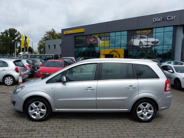 Opel Zafira B 1,8 16V 140KM, Navi, Climatronic, 7 osób