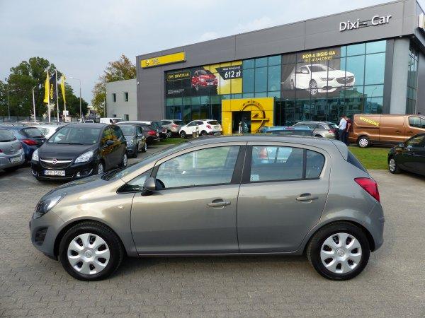 Opel Corsa D 1.4 16v Salon Polska Serwis ASO 1 właściciel Vat23%