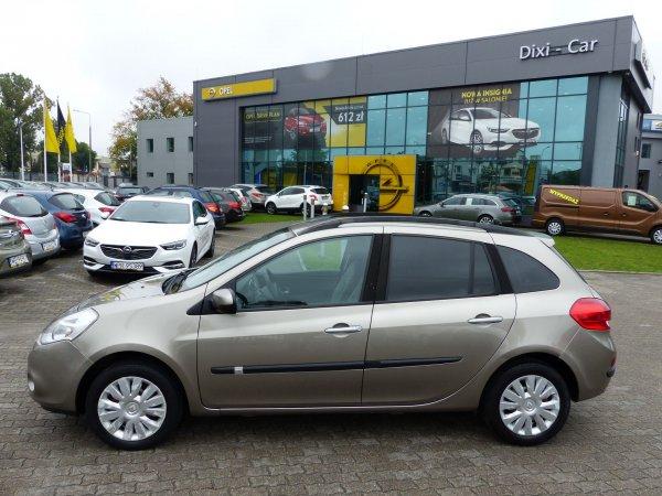 Renault Clio III Kombi 1,2 Tce 104KM, Salon PL, 1 właściciel