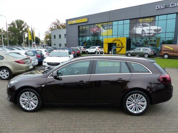 Opel Insignia Cosmo 2,0 CDTI 163KM, AT6, Salon Polska, Vat23%
