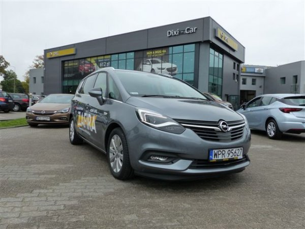 ZAFIRA ELITE 2.0 170KM DIESEL AT6