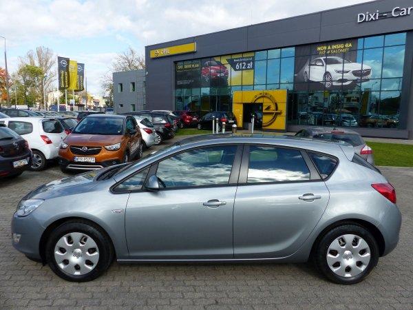 Opel astra IV 1,6 16V 5dr Salon 65 000 km !!!