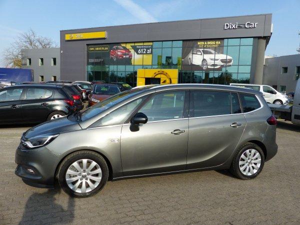 Opel Zafira C FL 1,6 Turbo 170KM, 7 osób, Salon PL, Automat, Vat23%