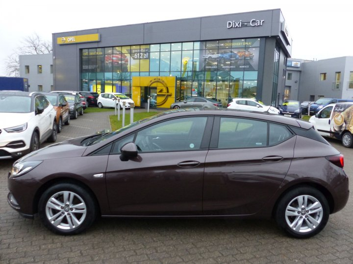 Opel Astra V 1,4 150KM, Automat, Enjoy+Business+Zimowy, 2017, Vat23%