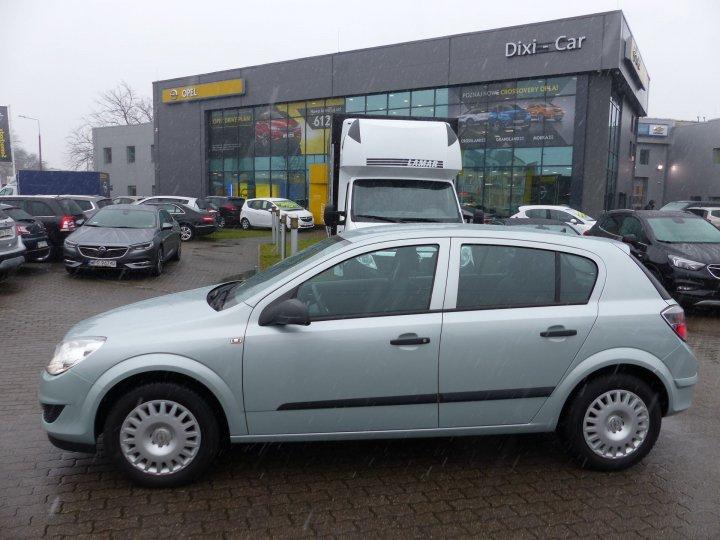 Opel Astra III 1,4 90KM, 5DR, Enjoy, 2009