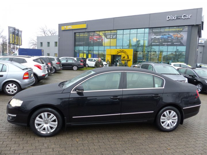 VW Passat B6 2,0 TDI CR 140KM, Highline, Salon Polska, UNIKAT