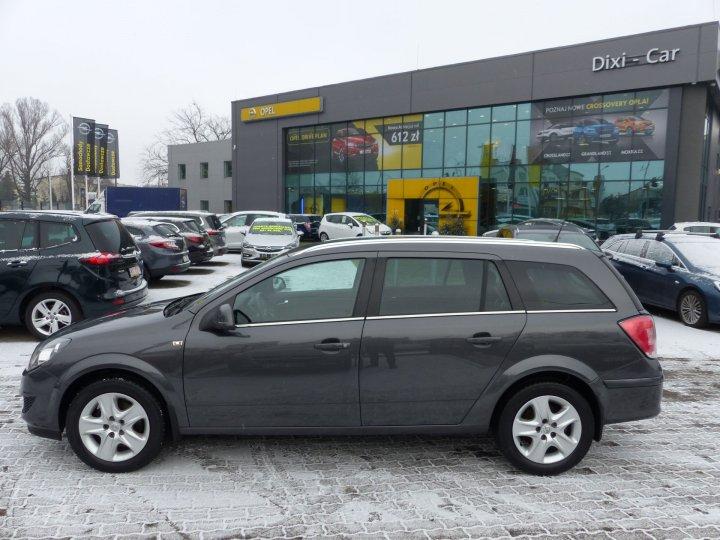 Opel Astra III 1,6 115KM, Kombi, Salon Polska, 2012, niski przebieg