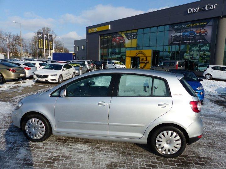 VW Golf Plus 1.6 102KM wersja GOAL niski przebieg Gwarancja