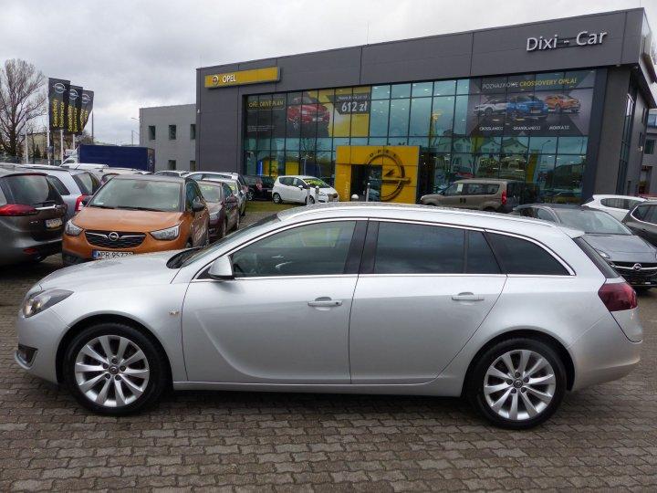 Opel Insignia Sports Tourer 2,0 CDTI 163KM, Cosmo, Automat