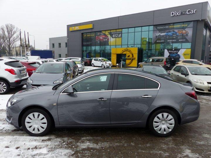 Opel Insignia 2,0 CDTI 170KM, 5DR, Cosmo, Automat,ACC,Opel Eye,Vat23%