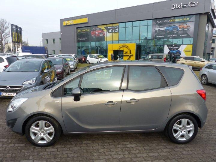 Opel Meriva B 1,4 Turbo 140KM, Klima automatyczna