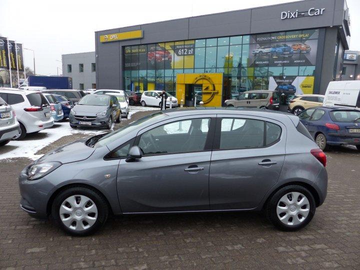 Opel Corsa E 1,2 70KM, Enjoy, 2017r Symboliczny przebieg, Salon PL