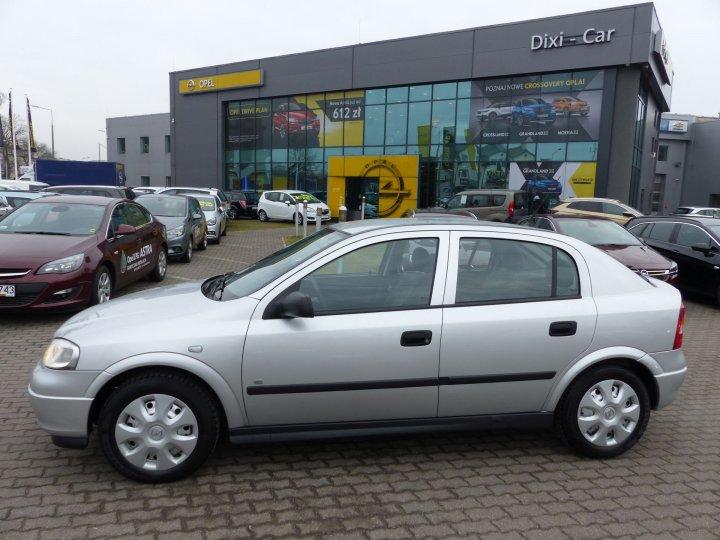 Opel Astra II 1,4 90KM, 5DR, Salon Polska, 1 właściciel, 2009