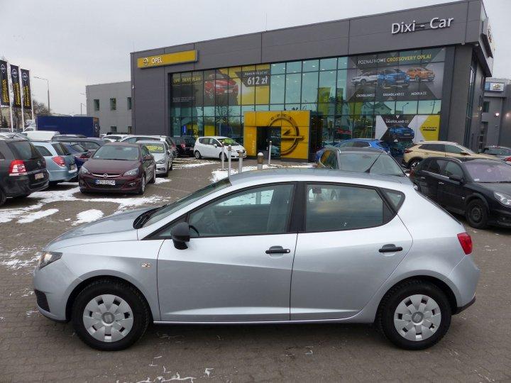 Seat Ibiza IV 1,4 benzyna 85KM, Salon Polska, niski przebieg