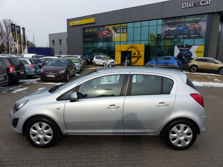 Opel Corsa D 1,4 100KM, Enjoy, Salon Polska, Vat23%
